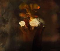 Ferne welten, Ruhen, Experimentelle malerei, Schattenwelt