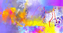 Fraktalkunst, Leuchtkraft, Digitale kunst