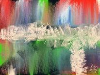 Serie, Buntefarben, Digitale kunst,