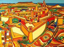 Citadelle, Gozo, Malta, Festung