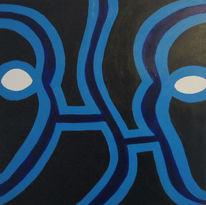 Gefühl, Hellblau, Kälte, Modern