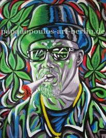 Gras, Bunt, Marijuana, Haschmann