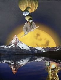 Verteidigung, Mond, Historie, Stern