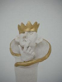 König krone, Plastik, König