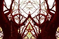 Muster, Baum, Geist, Symbol