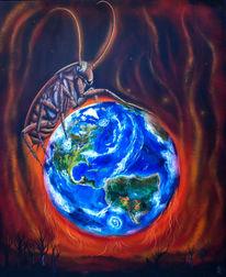Kakerlaken, Klima, Erde, Insekten