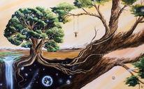 Universum, Ursprung, Positiv, Baum