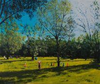 Wald, Spielen, Park, Kinder