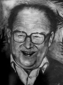 Großvater, Portrait, Opa, Opi