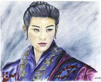Bunt, Asien, Koreanisch, Korean