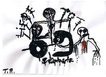 Liebe, Malerei, Tod, Schmerz