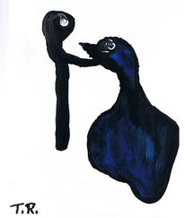 Festival, Malerei, Vogel