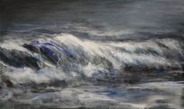 Welle, Wasser, Meer, Brandung