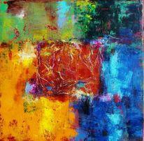 Pigmente, Farbräume, Komplementärkontraste, Struktur
