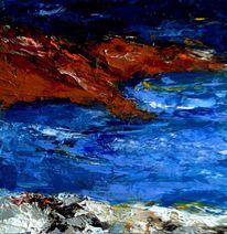 Küste, Süden, Experimentell, Meer