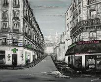 Frankreich, Stadt, Straße, Rue