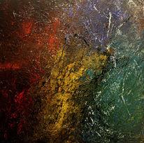 Expressionismus, Rot, Grob, Blau