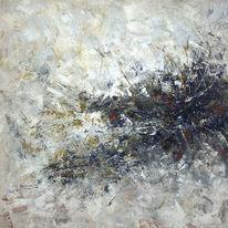 Weiß, Malerei, Kalt, Abstrakt