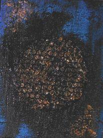 Abstrakt, Mischtechnik, Malerei, Acrylmalerei
