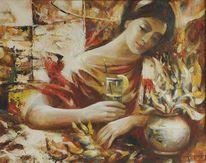 Liebe freunde, Suche, Malerei, Siesta