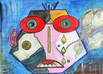 Artbrut, Malerei