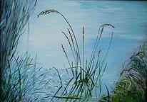 Gras, Leben, Sommer, Realismus
