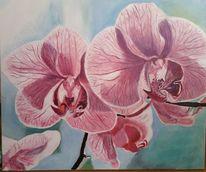 Stillleben, Ölmalerei, Natur, Malerei