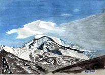 Himalaya, Tour, Berge, Landschaft