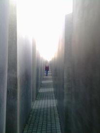 Berlin, Flucht, Verfolgung, Monument