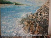 Malerei, Tiki, Island