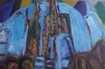 Malerei, Dom, Moschee