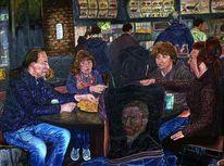 Heutige, Zeit, Aardappeleter, Gogh