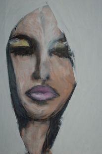Gesicht, Mund, Weiß, Frau