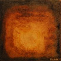 Abstrakt, Feuerholz, Feuer, Malerei