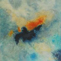 Adler, Malerei,