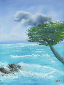 Meer, Urlaub, Meerblick, See