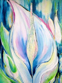Flora, Malerei