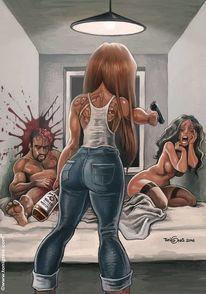 Hass, Sexualität, Mord, Liebe