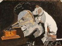Elvis presley, Malerei, Elvis,
