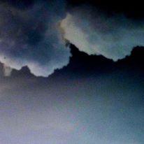 Fotografie, Quadrat, Abstrakt, Himmel