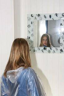 Spiegel, Spiegelbild, Fotografie, Menschen