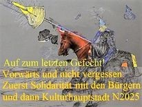 Kulturhauptstadt, Plakatkunst, Nürnberg, Fantasie