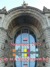 Botschaft, Verkehrsknotenpunkt, Stadt, Bahnhof