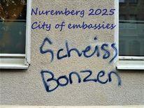 Bewerbung, Botschaft, Kulturhauptstadt, Bonze