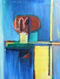 Farben, Fläche, Struktur, Malerei
