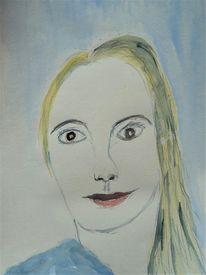 Kopf, Portrait, Menschen, Gesicht