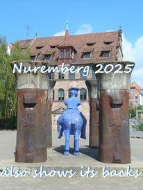 Kulturhauptstadt, Botschaft, Nürnberg 2025, Rückseite