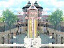Abfahrt, Nürnber 2025, Bewerbung, Kulturhauptstadt