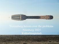 Nürnberg 2025, Botschaft, Über den problemen, Schweben
