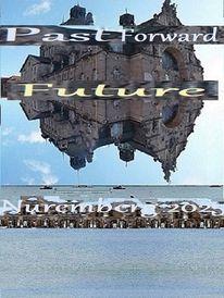Zukunft, Architektur, Vergangenheit, Bewerbung